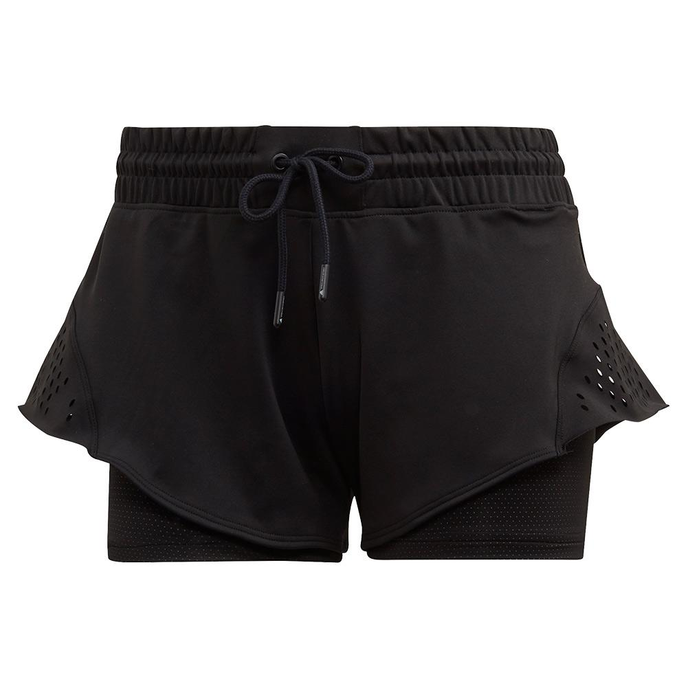 Women's Stella Mccartney 4 Inch Tennis Short Black