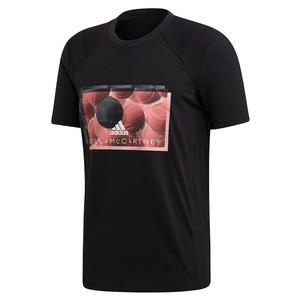 Men`s Stella McCartney Iview Tennis Tee Black