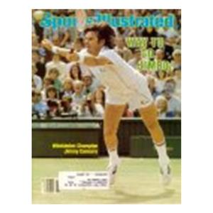 SPORTS ILLUSTRATED Cover July 12, 1982