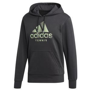 Men`s Category Tennis Hoodie Carbon
