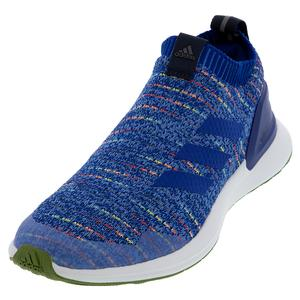 Juniors` RapidaRun LL Knit Shoes Real Blue and Collegiate Royal