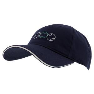 Men`s Roland Garros Gabardine Tennis Cap