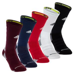 Alphaskin Maximum Cushioned Tennis Crew Socks
