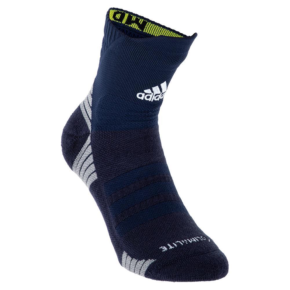 adidas Alphaskin Maximum Cushioned High Tennis Quarter Socks