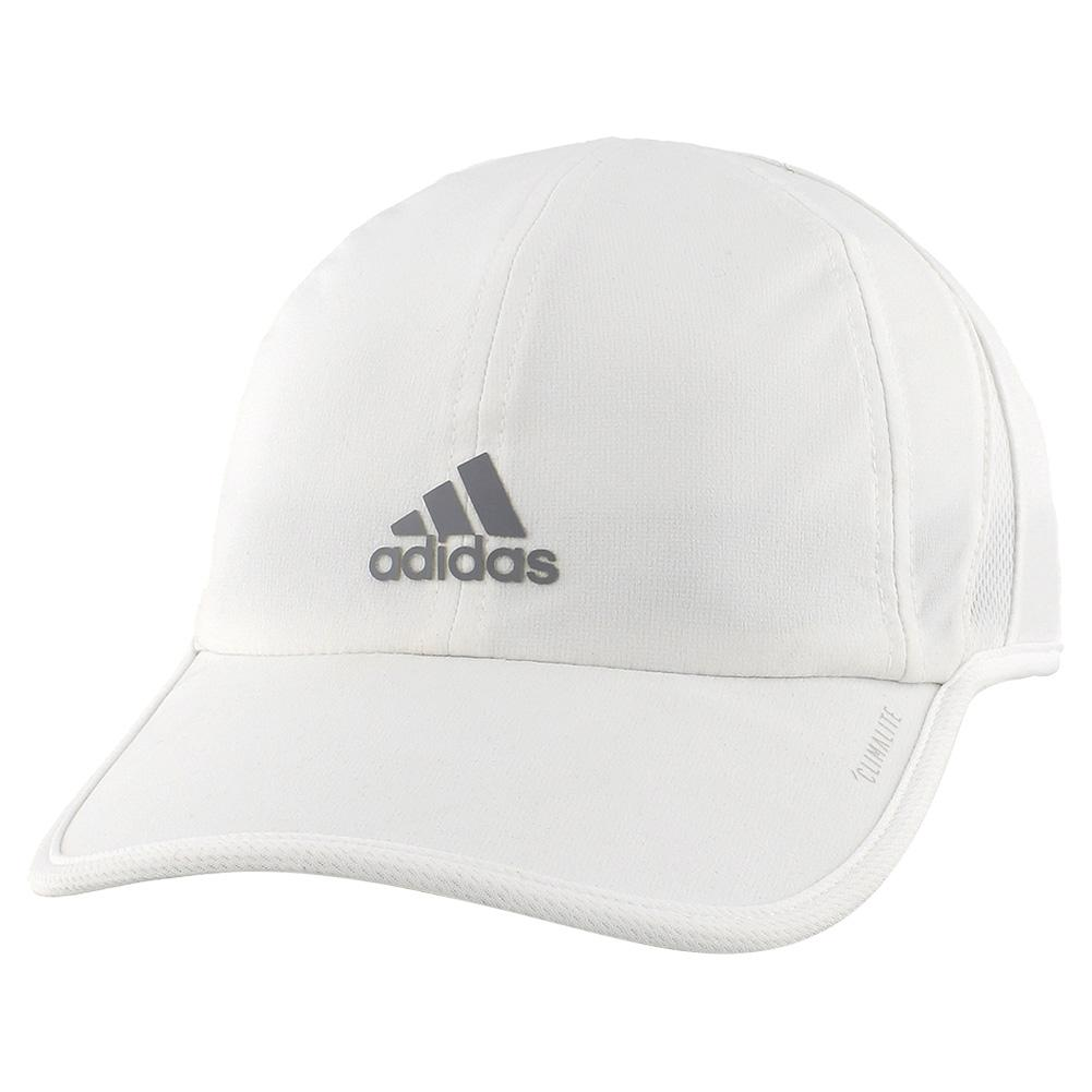Women's Superlite Tennis Cap White And Light Onix