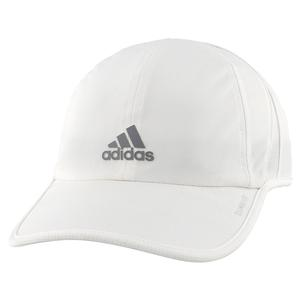 Women`s Superlite Tennis Cap White and Light Onix