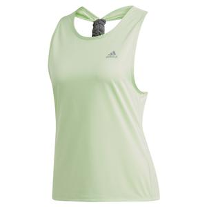 Women`s Club Tie Tennis Tank Glow Green