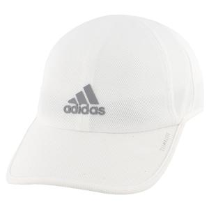 Men`s Superlite Pro II Tennis Cap White and Grey