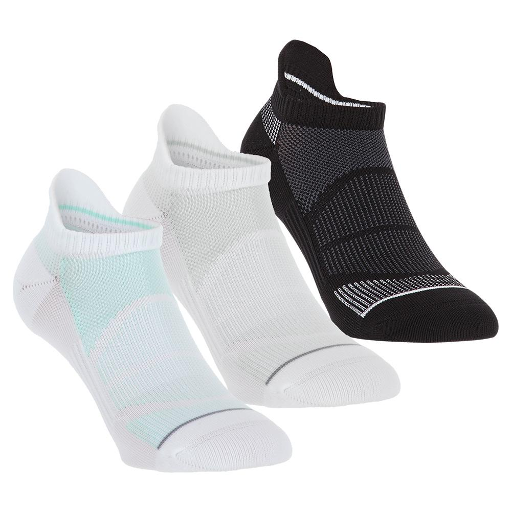 Women's Superlite Prime Mesh Iii No Show Tab Tennis Socks 2- Pack (5- 10)