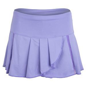 Women`s Wrap it Up Tennis Skirt Lilac