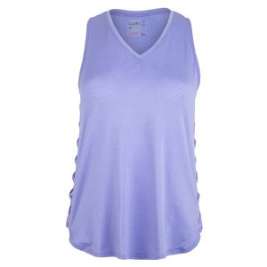 Women`s Incline Tennis Tank Lilac
