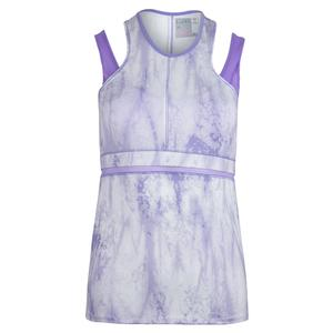 Women`s Tennis Tank with Bra Lucid