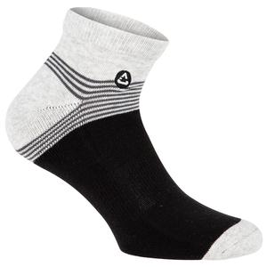 Men`s Hong Kong Tennis Socks Black