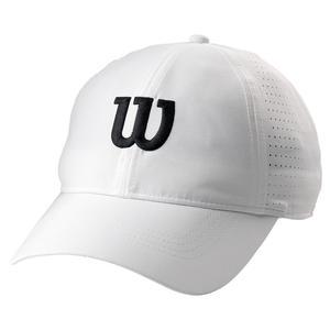 Ultralight Tennis Cap White