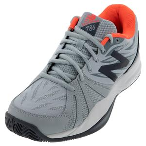 Women`s 786v2 D Width Tennis Shoes Light Cyclone and Dragonfly