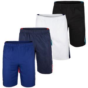 Men`s Jersey Lined Lacoste Tape Training Short