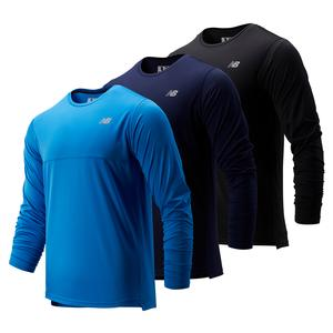 Men`s Accelerate Long Sleeve Running Top