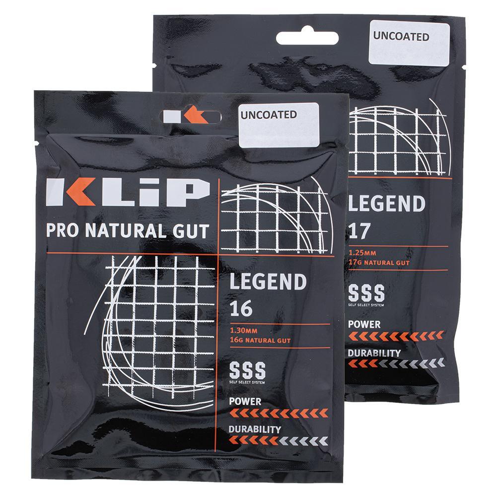 Legend Natural Gut Uncoated Tennis String