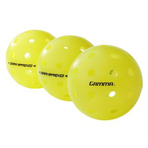 Photon Outdoor Pickleball Ball 3 Pack