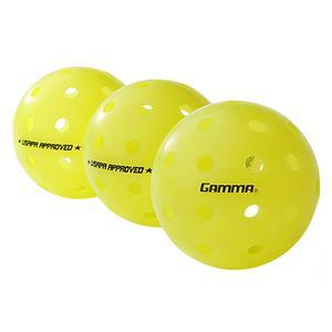 Photon Outdoor Pickleball Ball 3 Pack
