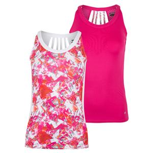 Women`s Flash Point Tennis Tank