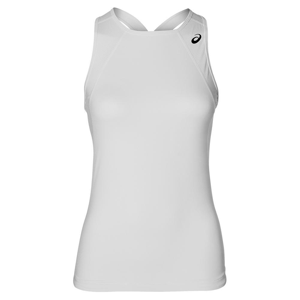Women's Gel- Cool Tennis Tank Brilliant White