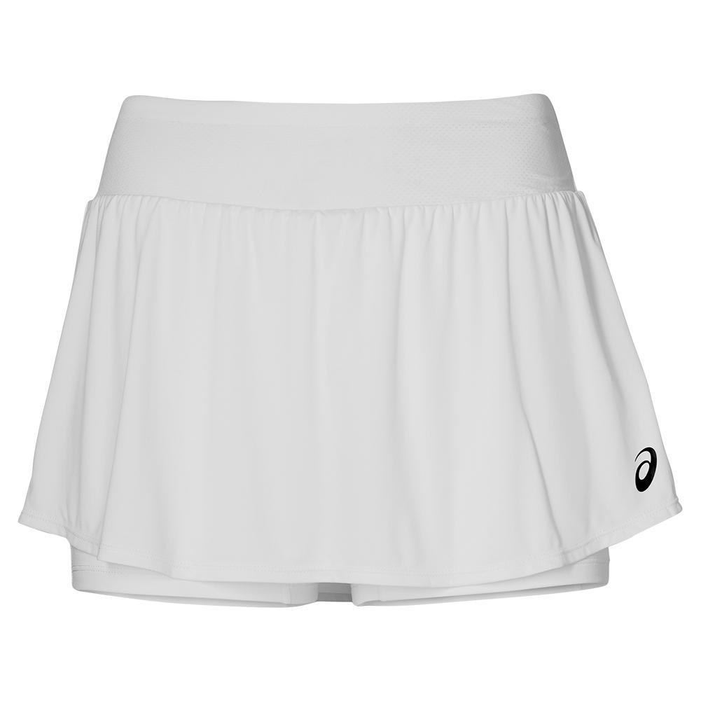 Women's Club Tennis Skort Brilliant White