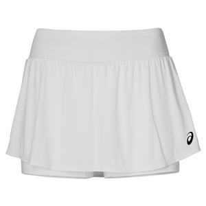 Women`s Club Tennis Skort Brilliant White