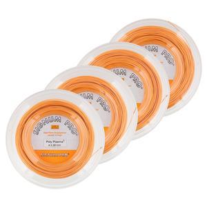 Poly Plasma Tennis String Reel Pearl Orange
