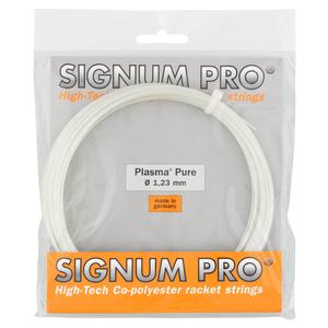 Poly Plasma Pure Tennis String Natural