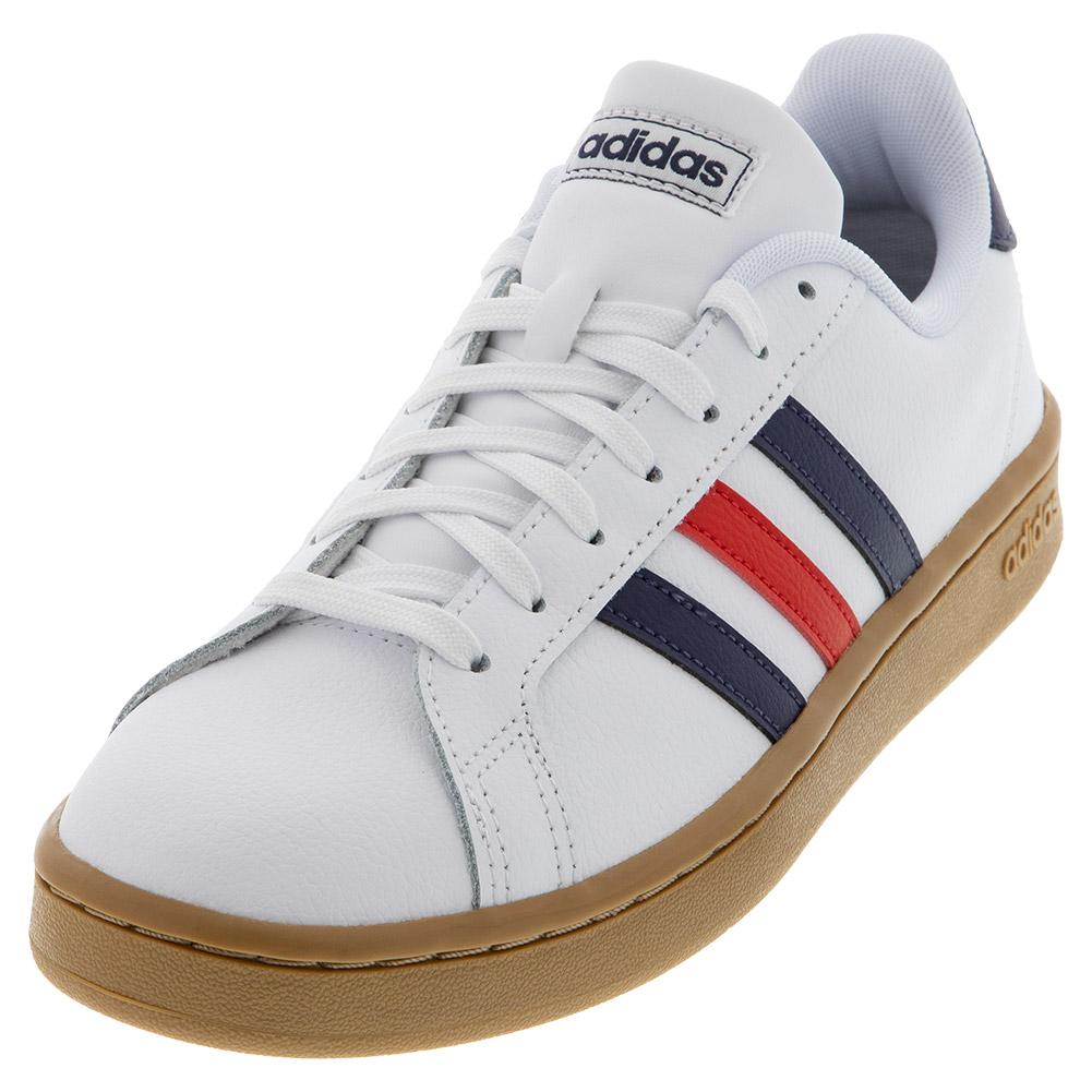 adidas Men`s Grand Court Shoes | Tennis Express | EE7888