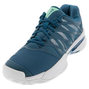 Men`s Ultrashot 2 Tennis Shoes Cosair and White