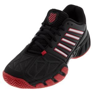 Juniors` Bigshot Light 3 Tennis Shoes Black and Lollipop