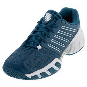 Men`s Bigshot Light 3 Tennis Shoes Corsair and White