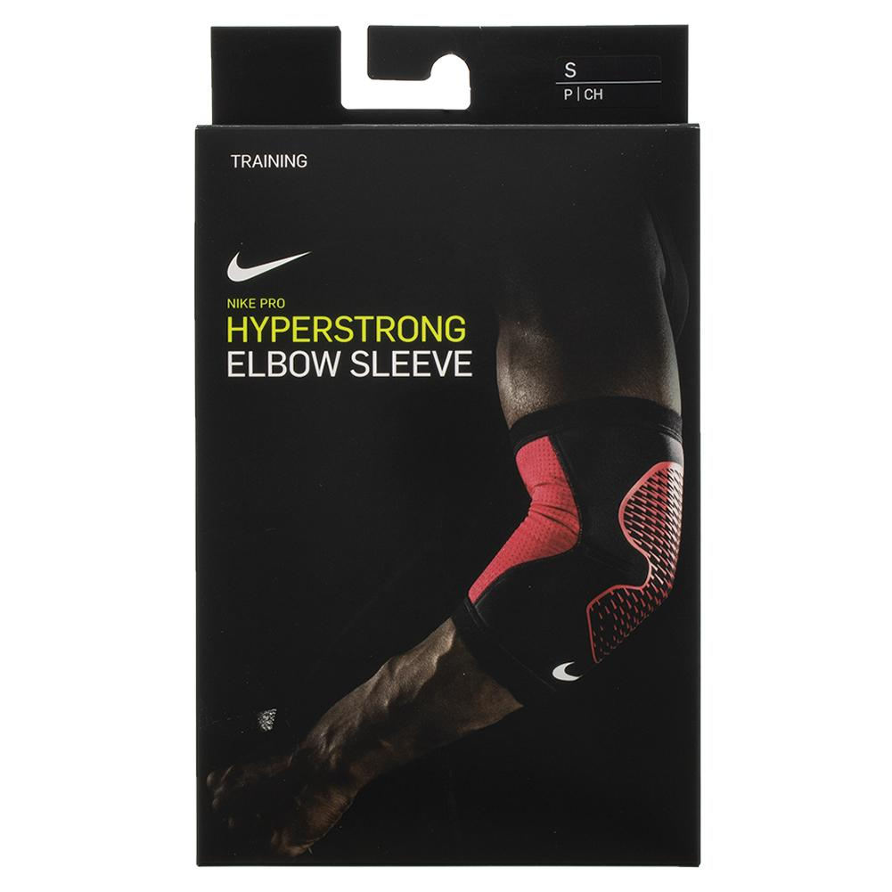 Pro Hyperstrong Elbow Sleeve 3.0 Black And University Red