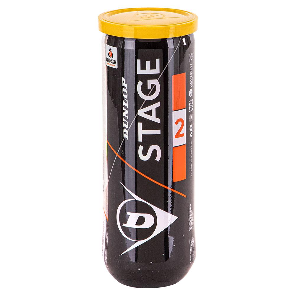 Stage 2 Orange Tennis Ball Can