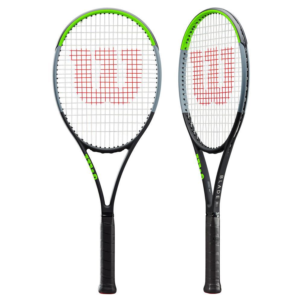 Blade 98 18x20 V7 Demo Tennis Racquet