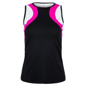 Women`s Allendale Tennis Tank Onyx