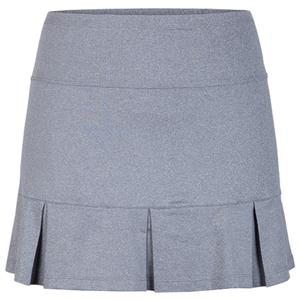 Women`s Doral 14.5 Inch Tennis Skort Frosted Heather