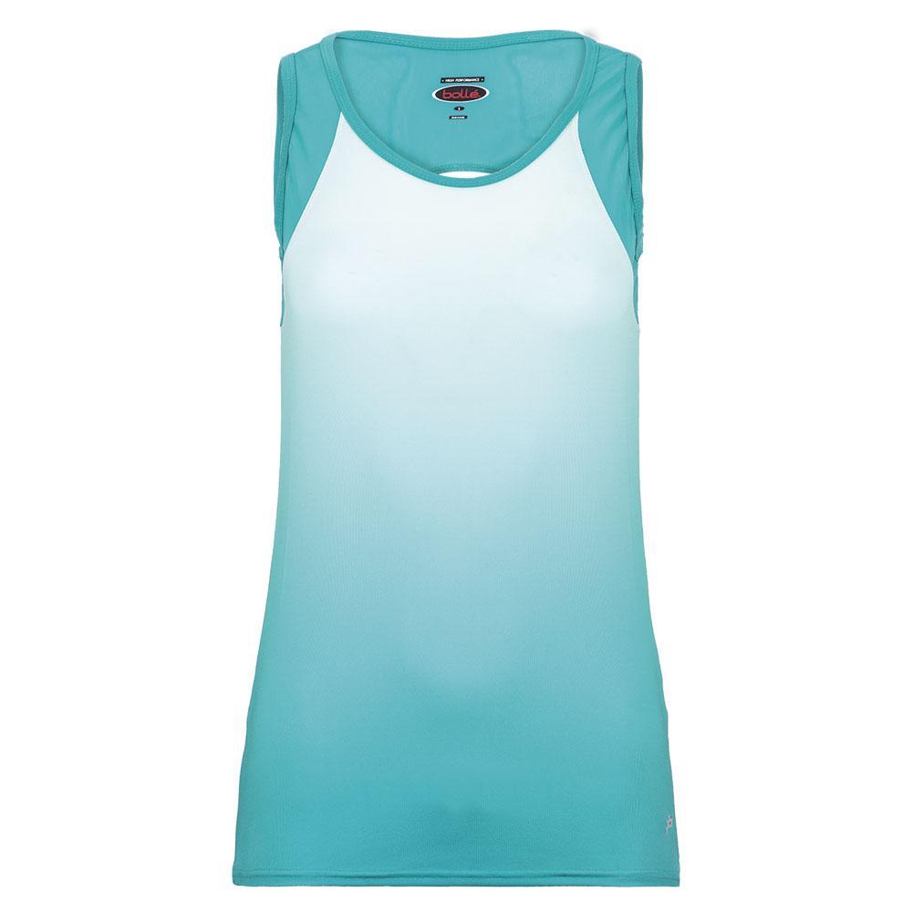 Women's Mystic Hue Tennis Tank Jade