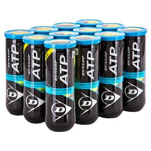 ATP Championship Extra Duty 12 Pack Tennis Balls