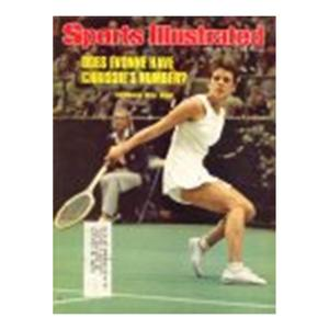 SPORTS ILLUSTRATED Cover April 26, 1976
