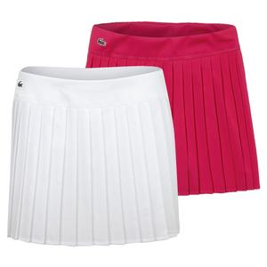 Women`s Technical Lightweight Pleated Tennis Skort
