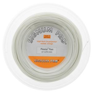 Poly Plasma Pure Tennis String Reel Natural