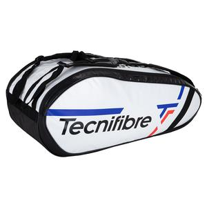 Tour Endurance Pro 12R Tennis Bag White