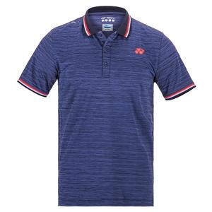Men`s New York Tennis Polo Indigo Navy