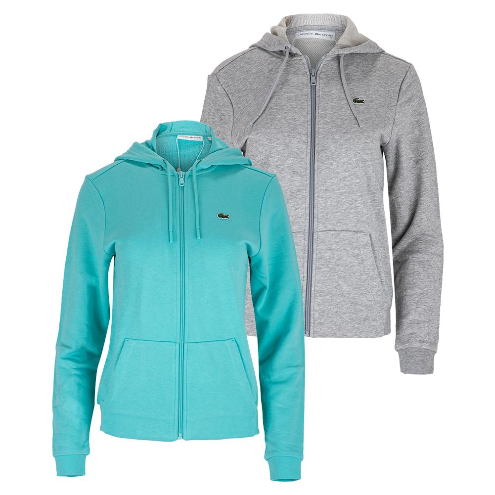 Women's Fleece Pocket Tennis Hoodie