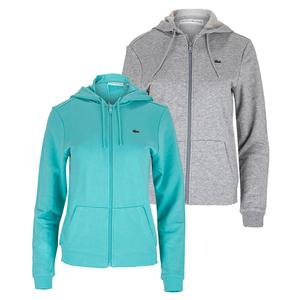 Women`s Fleece Pocket Tennis Hoodie