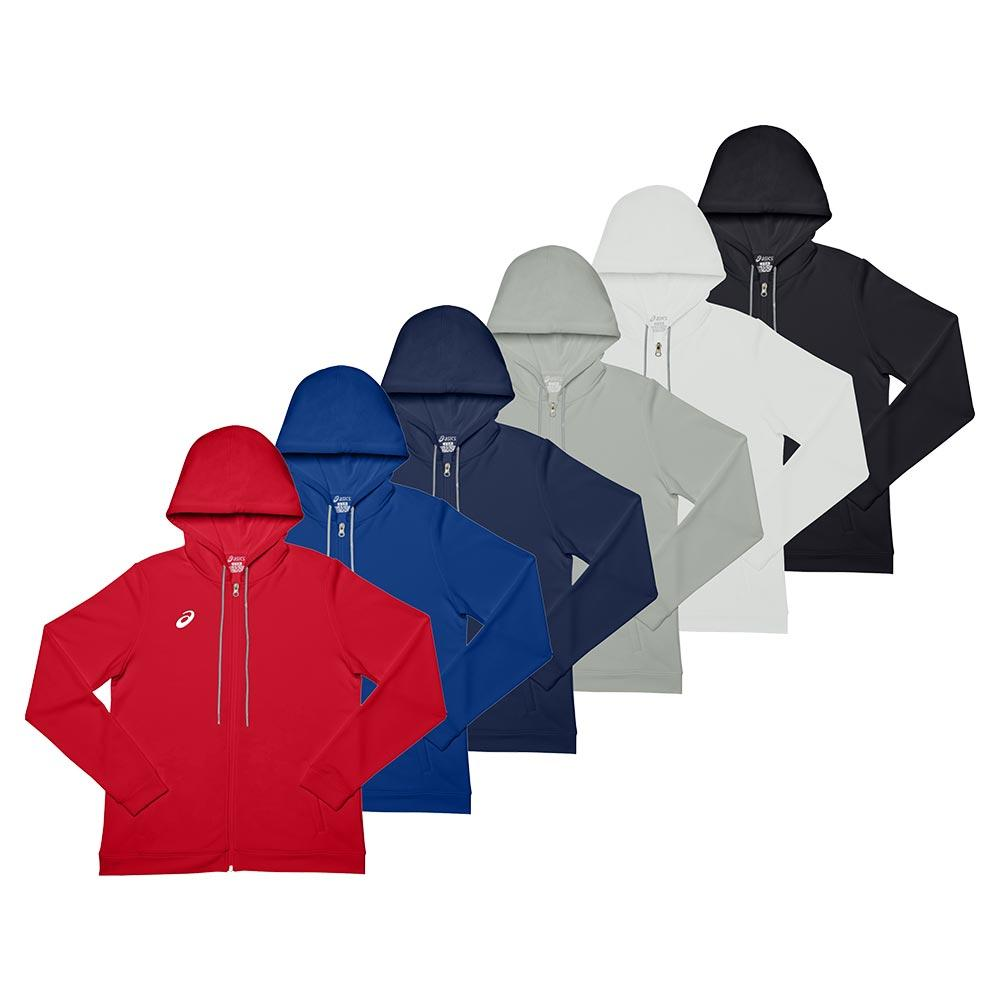 Women's French Terry Full Zip Hoody