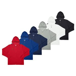 Men`s French Terry Full Zip Hoody